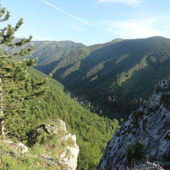 Belské skaly_výhľad1